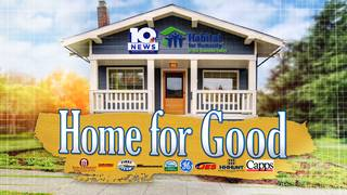 10 News is building a family a Home for Good