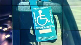 Trooper Steve explains rules about disability hang tags, license plates