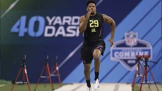 UTSA's Marcus Davenport selected No. 14 overall by Saints in 2018 NFL draft