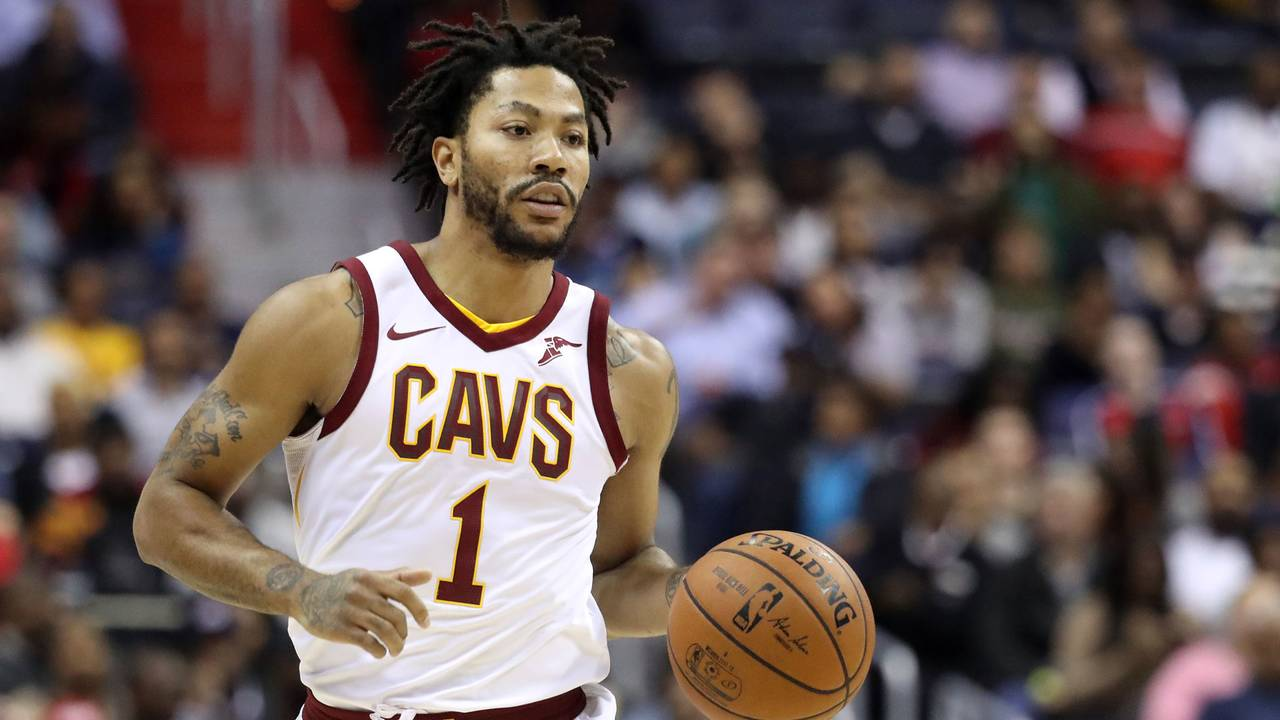 a91413810ebd Report  Derrick Rose signs with Timberwolves