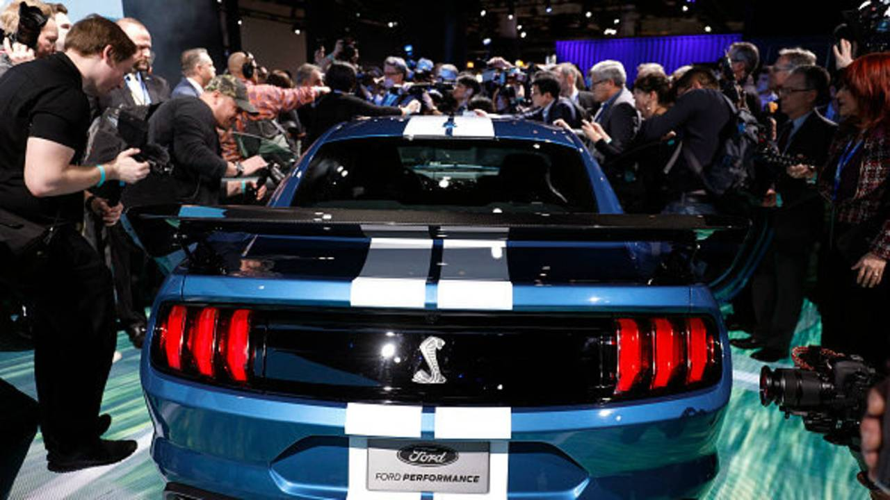 Detroit Auto Show 2019 See What Automakers Revealed
