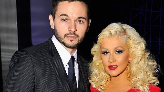 Christina Aguilera Fiance