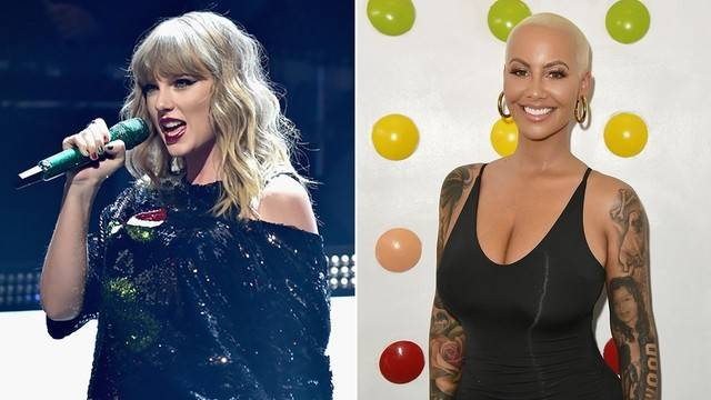 Taylor swift gifts amber roses son with vip tickets to her copyright c 2016 cbs studios inc all rights reserved m4hsunfo