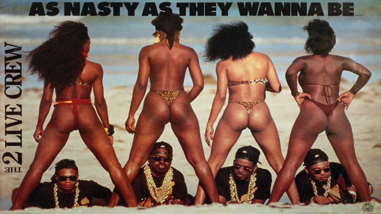 2 Live Crew, As Nasty As They Wanna Be cover