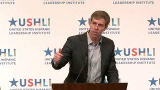 Beto O'Rourke: 'Walls don't save lives&#x3b; they end lives'
