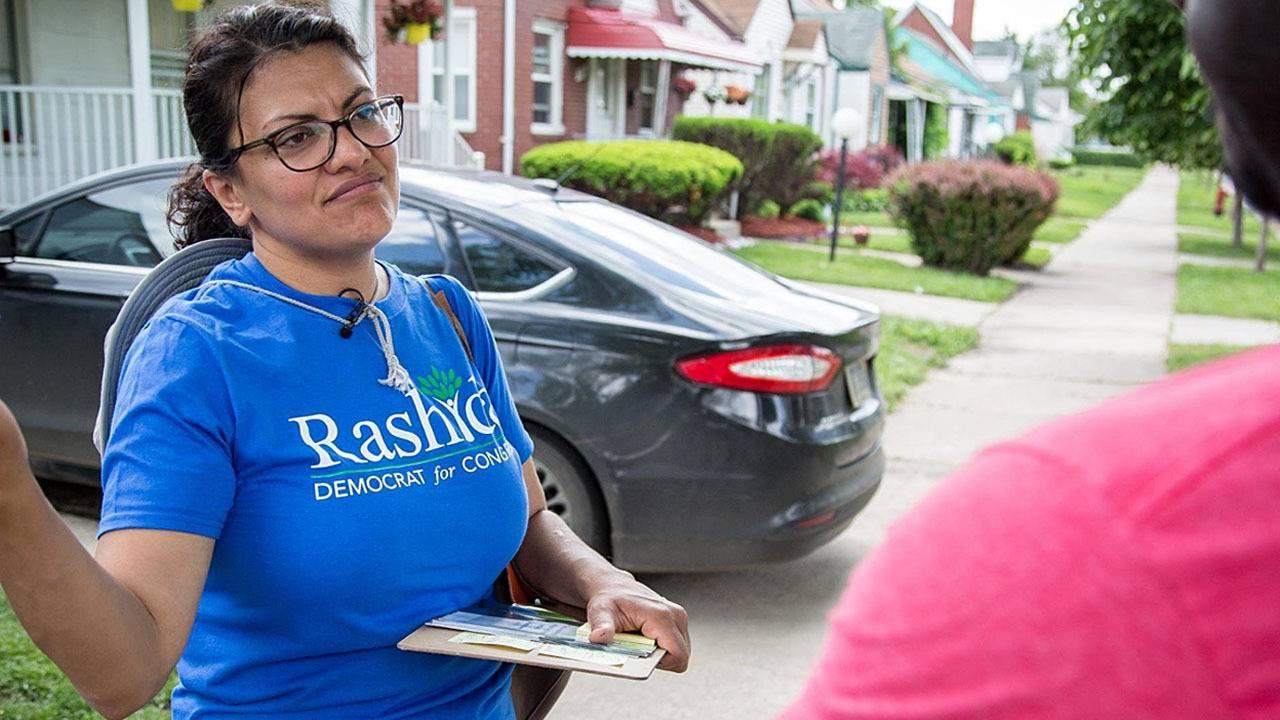 Michigan Election 2018: Democrat Rashida Tlaib becomes ...