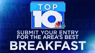 10 News Top 10: Breakfast