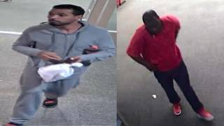 Men steal credit card from gym locker&#x3b; go shopping at Target, police say