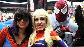 Slideshow: See who was at Alamo City Comic Con 2018