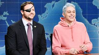 US Rep.-elect Dan Crenshaw reaches out to SNL's Pete Davidson