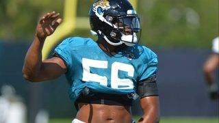 Jaguars DE Dante Fowler Jr. removed from PUP list, returns to practice