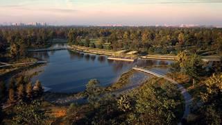 Kinder Foundation donates $70M to speed up Memorial Park plan