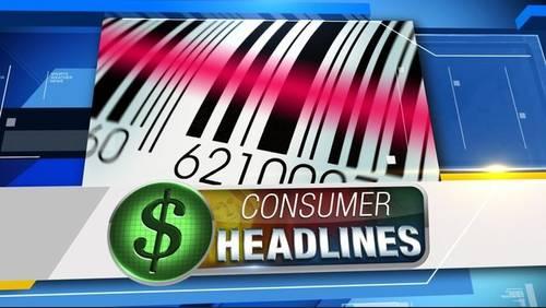 Consumer headlines for Aug. 30, 2018