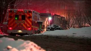 2 adults, 2 kids dead after mobile home fire in Rose Township