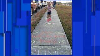 PHOTO GALLERY: Scherts, Cibolo communities 'chalk the walk' for first…