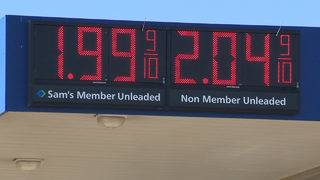 Gas prices tumble in time for Thanksgiving road trips