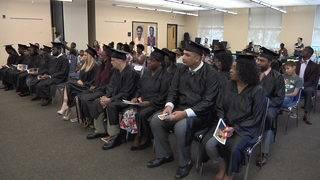 Wounded veterans among graduates of employment program