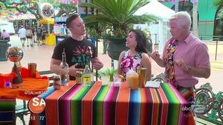 RECIPES: Fiesta cocktails with the WEBB Party