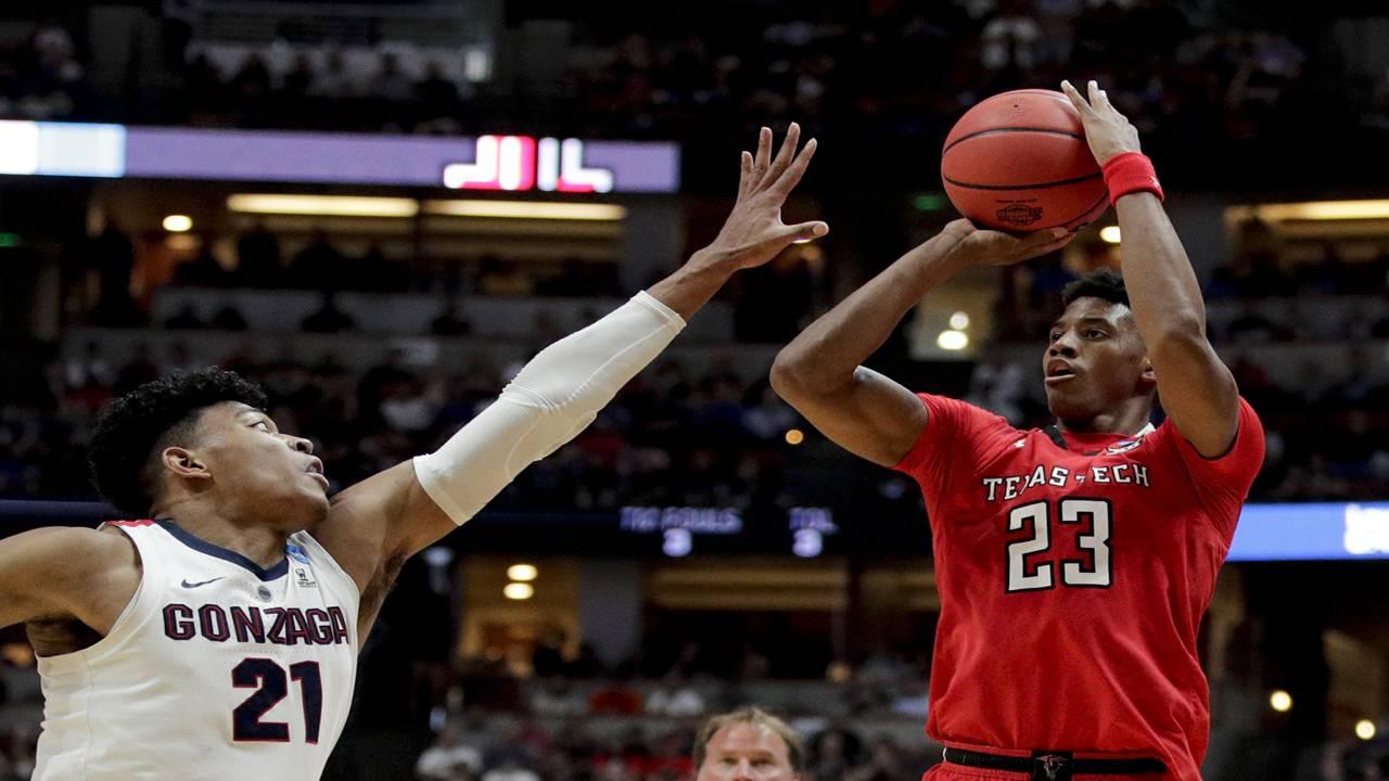 NCAA Texas Tech Gonzaga Basketball_1554370039862