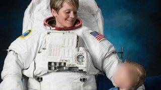 Attorney fees affect case between NASA astronaut and former spouse
