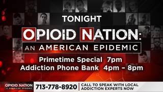 Phone Bank for Opioid Nation: An American Epidemic