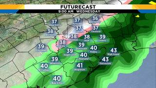 Ready for the cold? 20-degree drop coming after overnight front