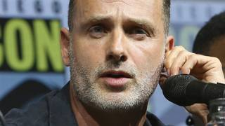 Andrew Lincoln breaks hearts as he confirms 'Walking Dead' exit