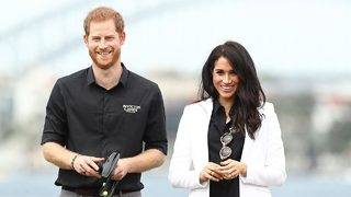Prince Harry Tells Fan He Hopes to Have a Girl