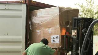 Food for the Poor begins shipping donations to islands affected by&hellip&#x3b;