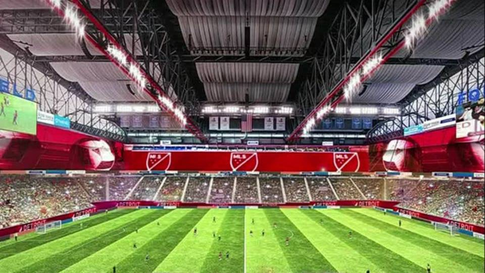 Detroit still in running for MLS team