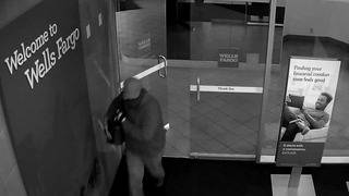FBI searching for Fort Lauderdale bank robber