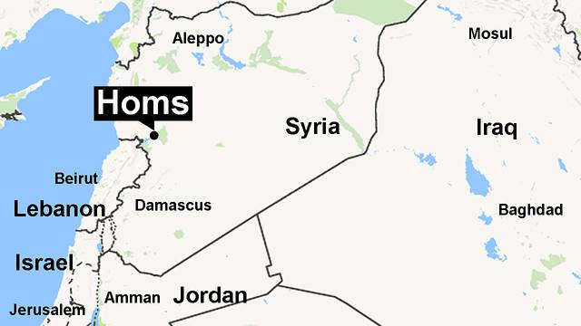 Us denies syrian state media reports of us missile attack on google maps gumiabroncs Gallery