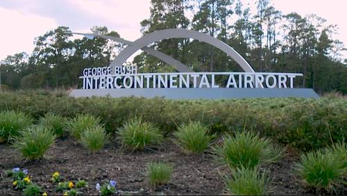 $1.2 billion international terminal project at IAH yet to truly take flight
