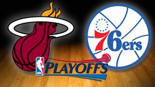 Expect a long series between the Heat and Sixers, says Local 10's Will Manso