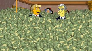'Simpsons' mock Trump over Russia probe to help Puerto Rico