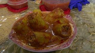 Daytime Kitchen: St. Elias Lebanese Festival, Stuffed Squash