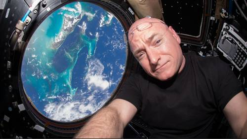 NASA astronaut Scott Kelly widens impact on space exploration