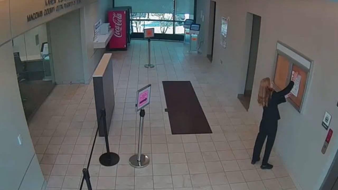 Karen Spranger blocks court order