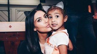 North West Gets Sad After Mom Kim Kardashian Says She Can&#039&#x3b;t Wear&hellip&#x3b;