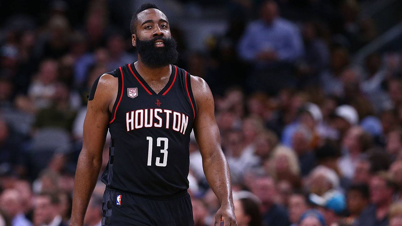 d021370b252 James Harden named one of the world s highest-paid athletes