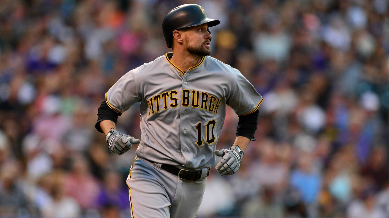 Jordy Mercer Pittsburgh Pirates 2018