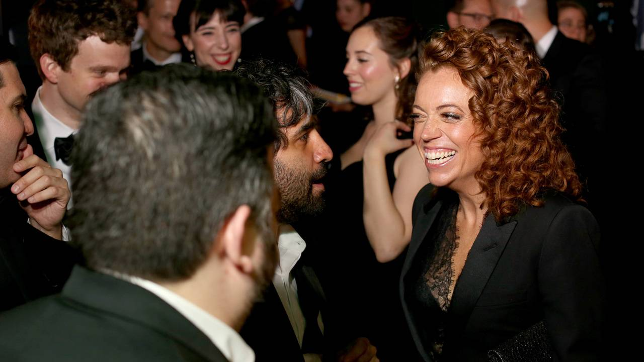 Michelle Wolf Roasts White House At Correspondents Dinner