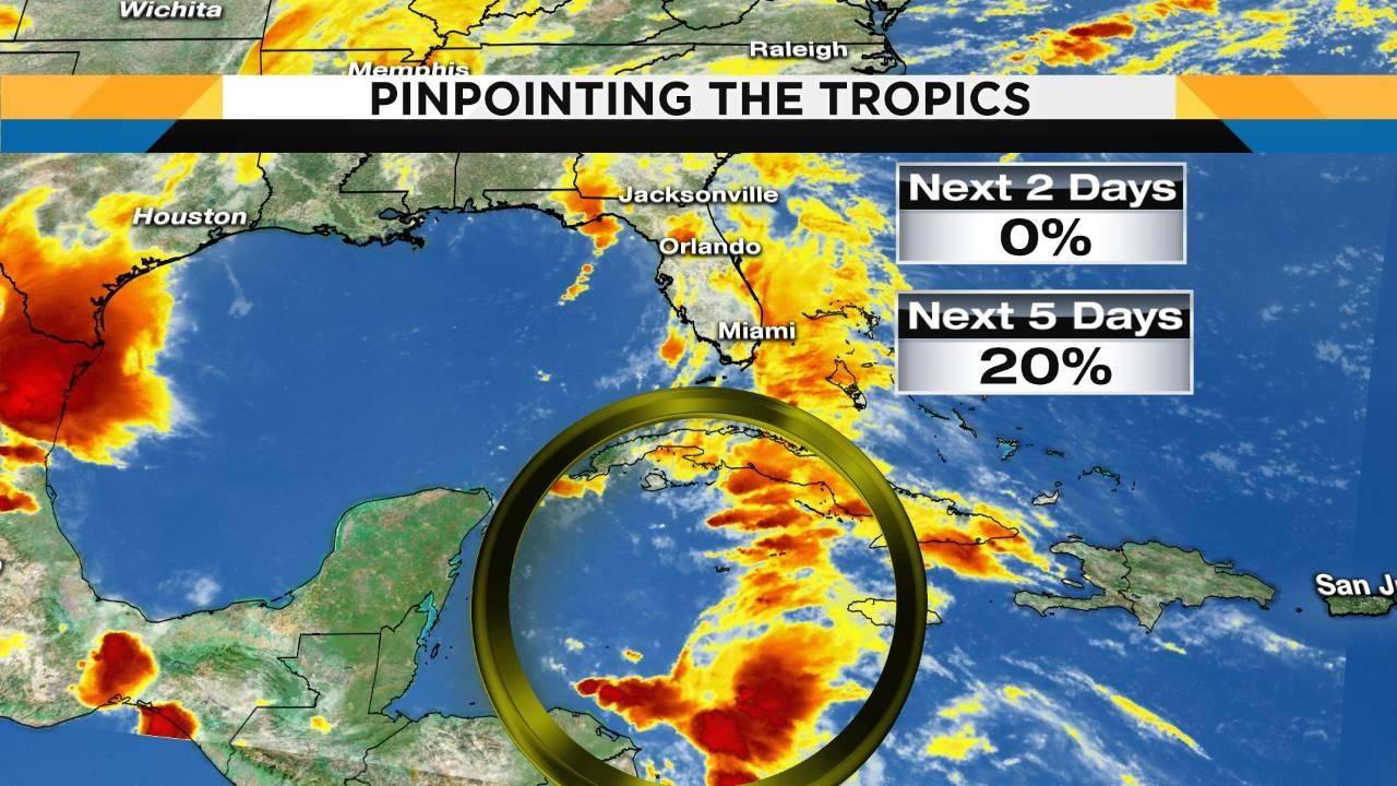 System in tropics 5-21-18