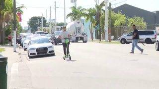 Doctors see rise in scooter-related injuries in Fort Lauderdale