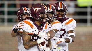 Virginia Tech jumps to No. 12 in AP Top 25 Poll