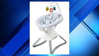 Recall issued for infant soothing motion seats due to fire hazard