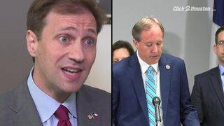 Legal trouble for AG Ken Paxton allows opponent to garner momentum