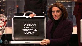 Baldwin's SNL Trump plays 'Deal or No Deal'