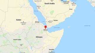 China, US face off in Djibouti
