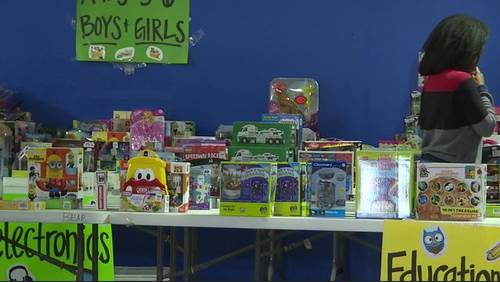 BEARing gifts: Local nonprofit provides presents for thousands of children in need
